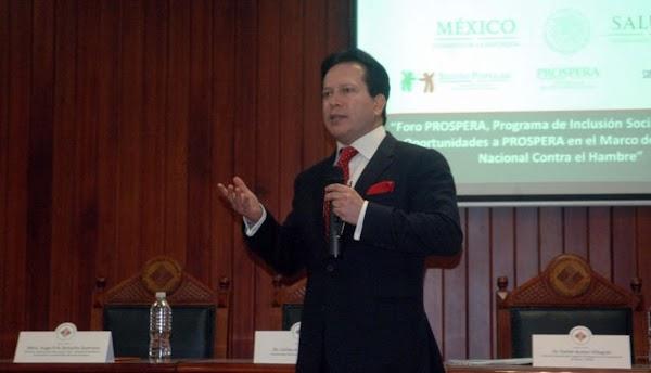 La pobreza ha existido y existirá va de la mano con la humanidad; México es un referente mundial en su combate, dice titular de Prospera