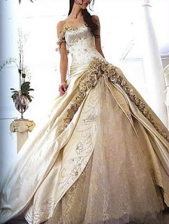 Lace Wedding Dresses Plus Size Designer Vintage Gold Bridesmaid Dress