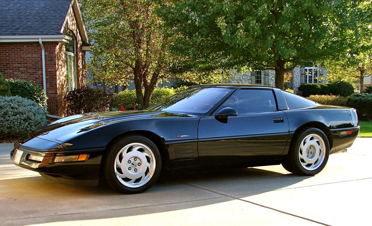 Daily Turismo: 20k: Who Forgot The Pushrods? 1991 Chevrolet