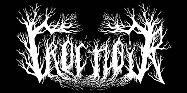 croc noir black metal france