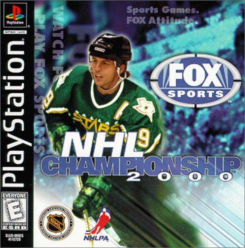 FOX Sports NHL Championship 2000 - PS1 - ISOs Download