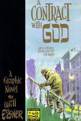 Read A Contract with God Graphic Novel