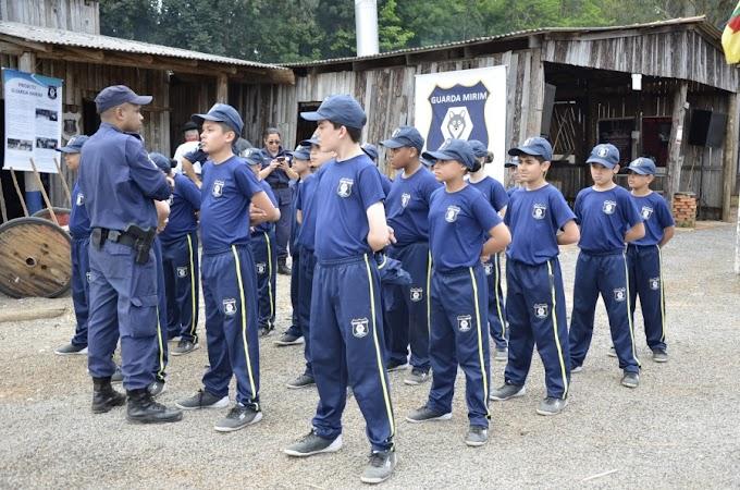 CACHOEIRINHA | Projeto Guarda Mirim duplicará o número de crianças atendidas