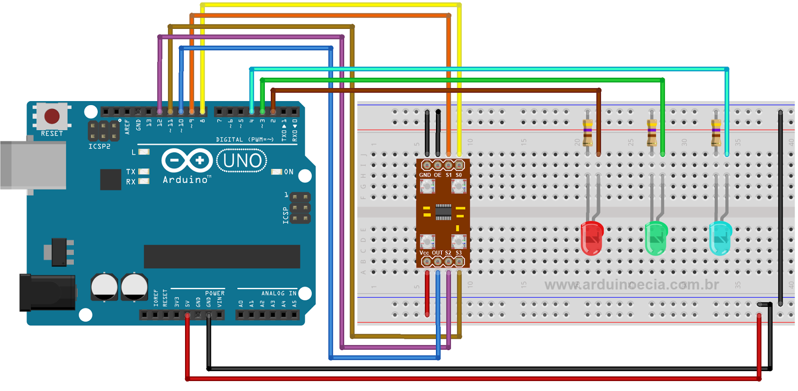 PDF Photodiode Op Amp Arduino - docs-downloadcom
