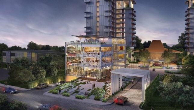 Apartemen Synthesis Residence Kemang