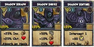 Wizard101 Khrysalis Shadow Magic All Spells *New world 2013