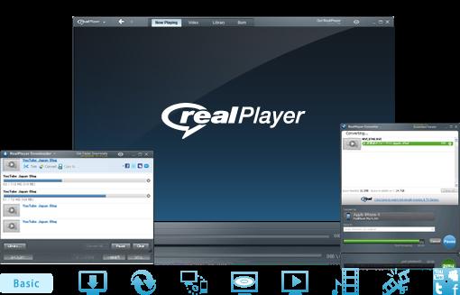 Real Player - Ένας Media player για όλες τις δουλειές