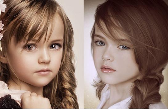 wow bocah ini dijuluki wanita tercantik di dunia info dunia