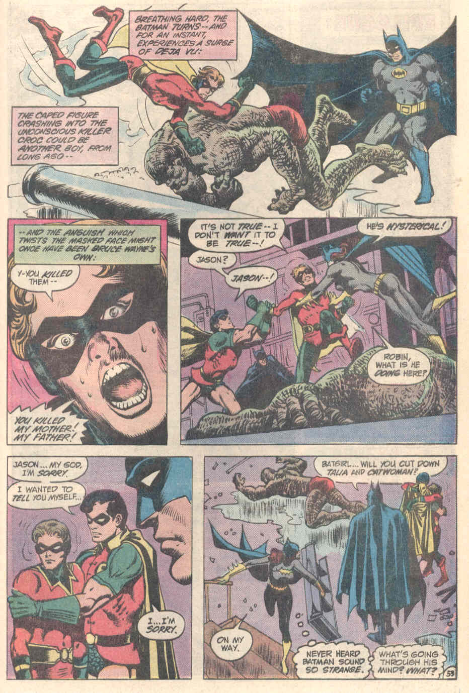 Detective Comics (1937) 526 Page 53