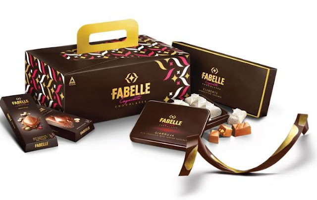 This Diwali, gift your loved ones not just chocolates but a  'Treasure Trove of Chocolate stories' from Fabelle