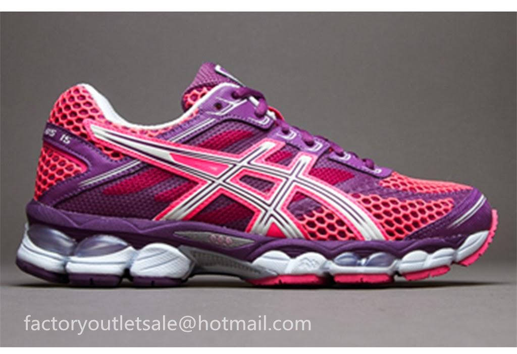 e305d37e7f15 Cheap Asics Gel-Cumulus 15 Womens Running Shoes Factory Outlet Sale ...