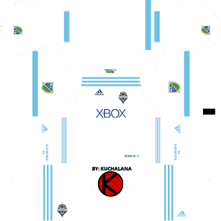 Seattle Sounders FC Kits 2017 - Dream League Soccer