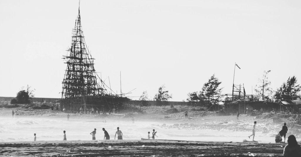 漁光島大月牙灣、小月牙灣灘地|未來將朝低度開發、低碳發展方向及提供親水遊憩活動腹地