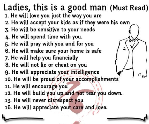 Quotes About Good Men: Inspirational Quotes About Good Men. QuotesGram