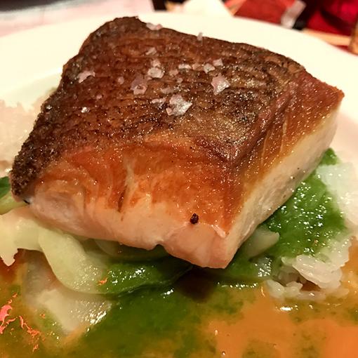 Salmon Bowl | Little Trouble