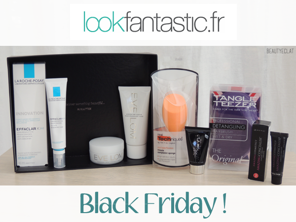 lookfantastic black friday france