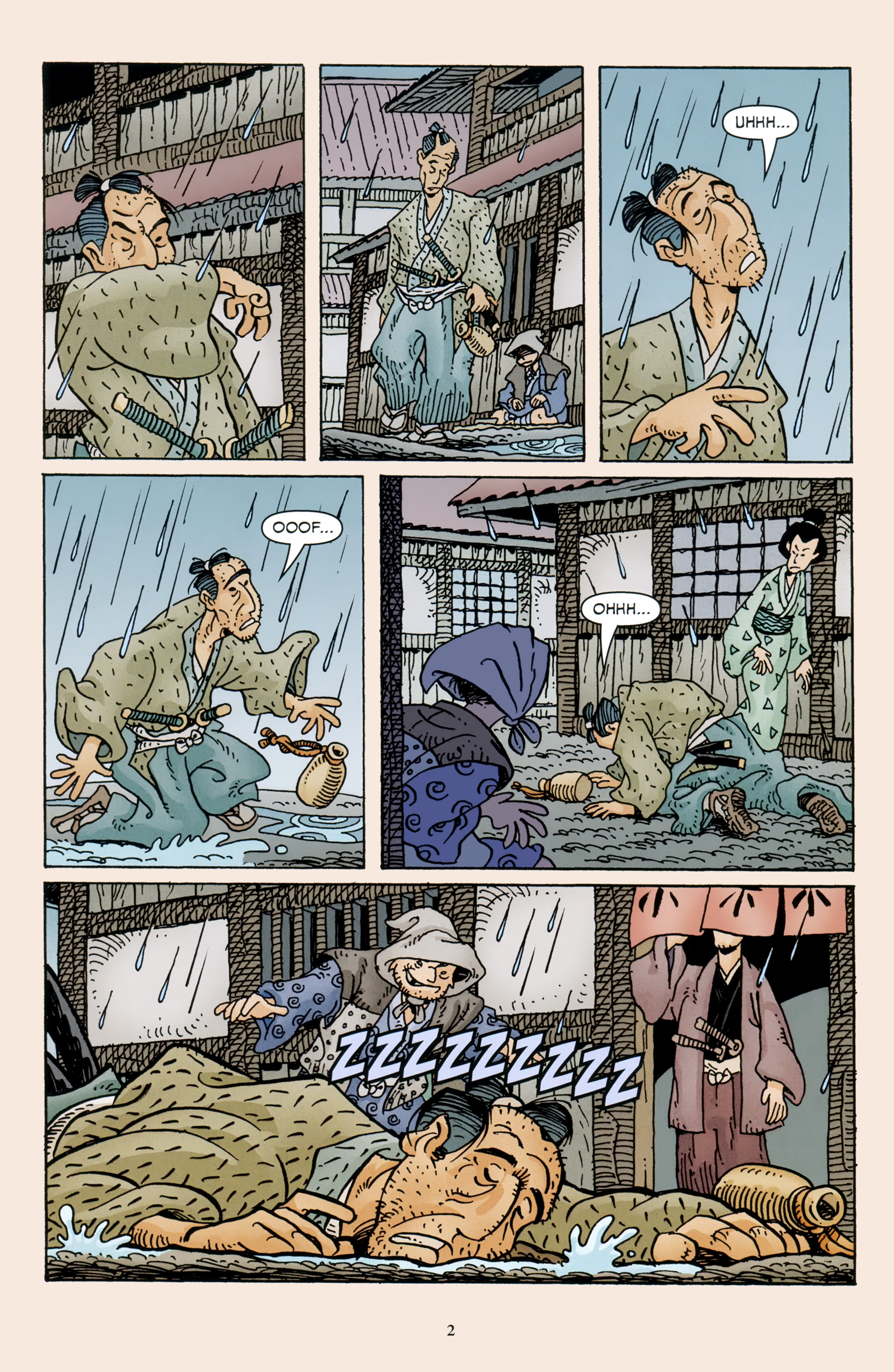 Read online 47 Ronin comic -  Issue #4 - 4