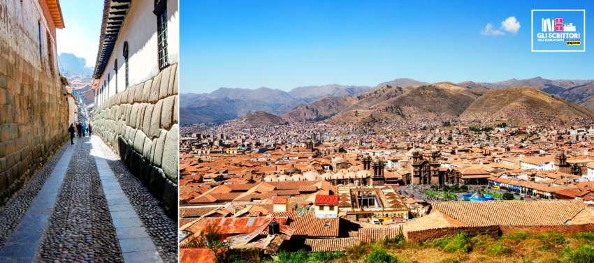 Cusco - Calle Hatun Rumiyuq