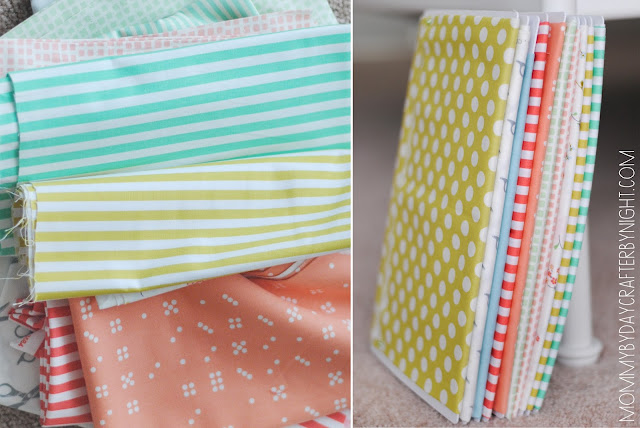 Mommy By Day Crafter By Night Polar Notion Fabric Board
