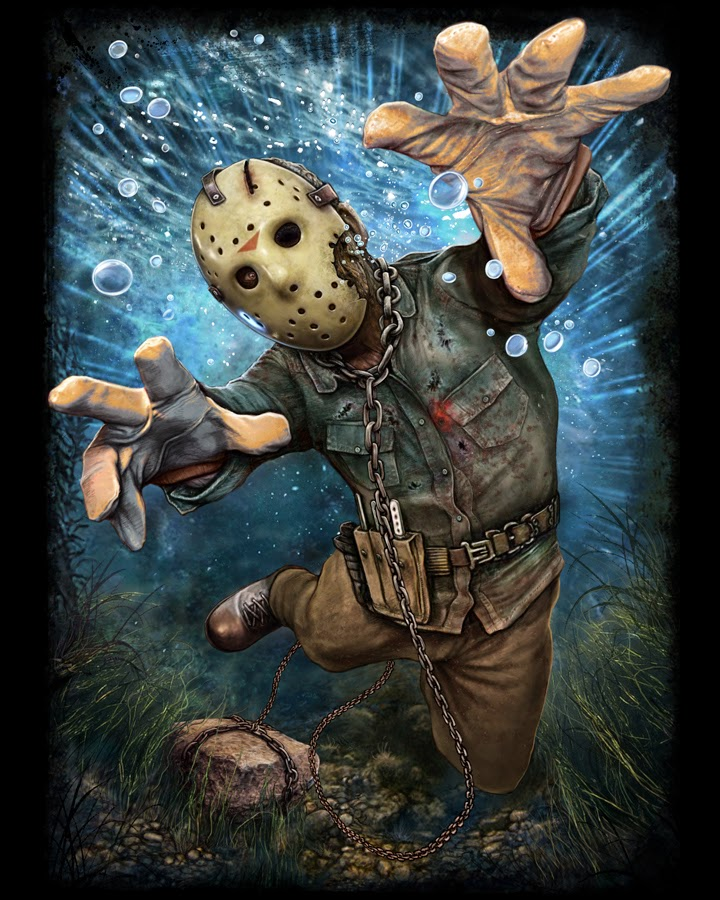 Fright-Rags Midnight Madness Jason Lives: Friday The 13th