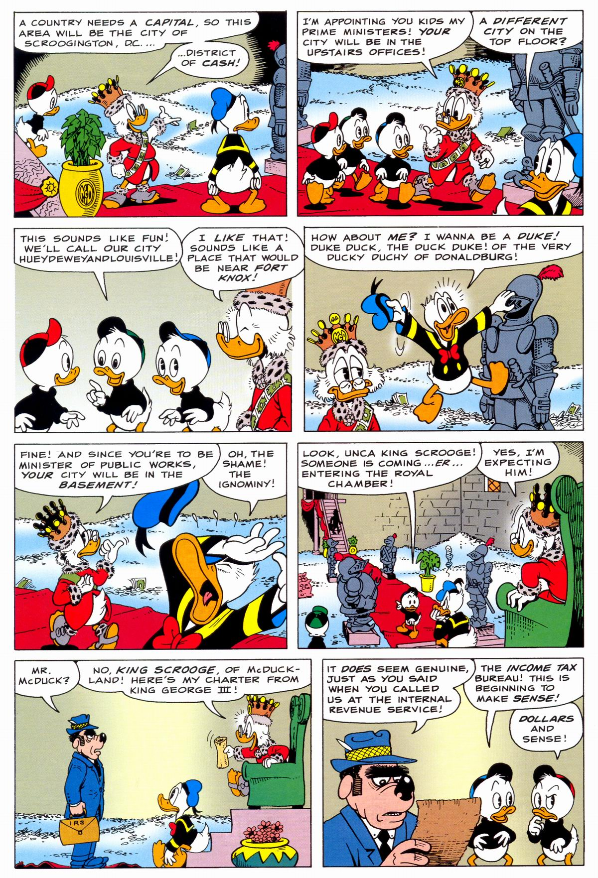 Read online Uncle Scrooge (1953) comic -  Issue #331 - 14