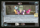 My Little Pony Grand Opening Defenders of Equestria CCG Card