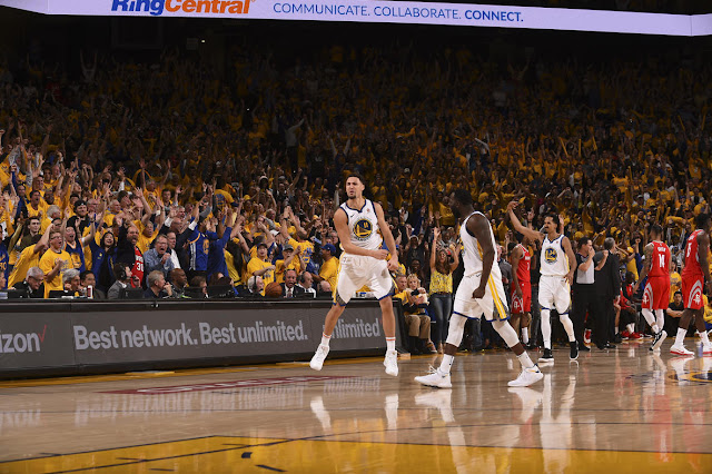 Thompson l'homme du match du Game 6