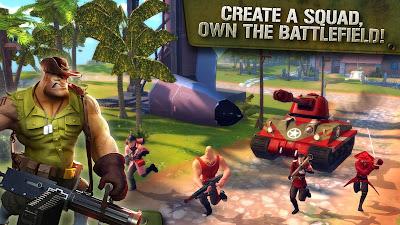 Blitz Brigade - Online FPS fun v2.2.0l Mod Apk