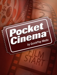 Pocket Cinema for BlackBerry lets you download, rent and watch popular movies