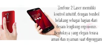 ASUS Zenfone 2 Laser 6.0 ZE601KL : Pilihan Cerdas Bagi Penggila Multimedia