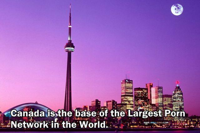kanada adalah negara terbesar jaringan bisnis pornography