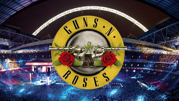 Guns N' Roses ¿Wembley podría ser el primer estadio?