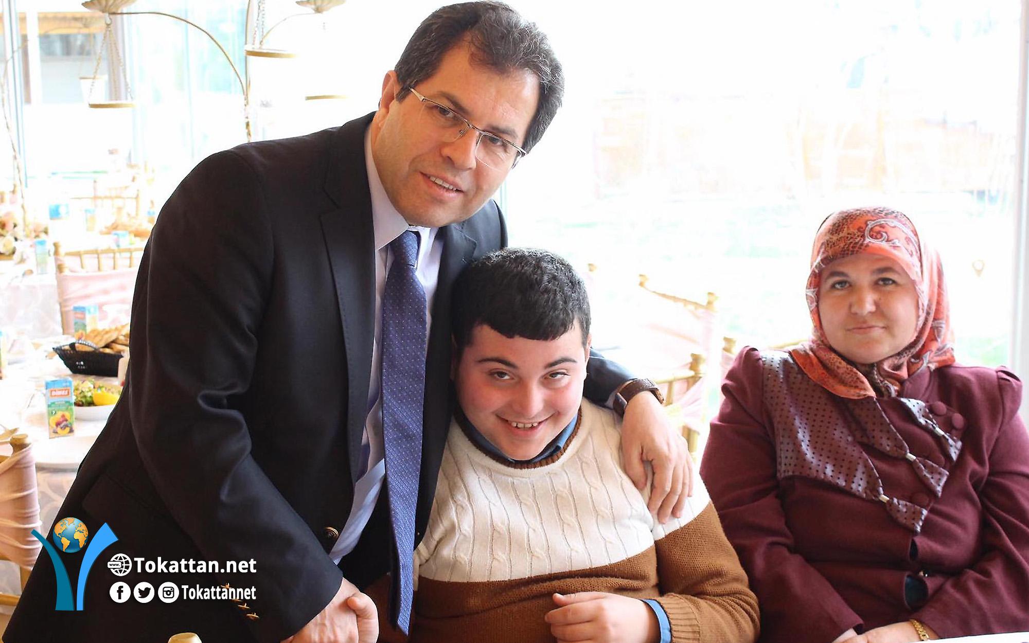 Tokattan.net | Coşkun ÇAKIR, 2017 Yılındaki Sosyal Yardımları Paylaştı