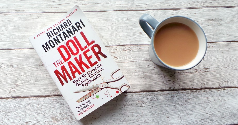 Richard montanari The doll maker review