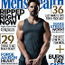 JOE MANGANIELLO COVERS 'MEN'S HEALTH' UK TALKS ABOUT TURNING 40