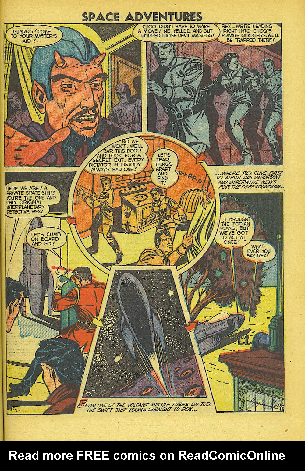 Space Adventures (1952) issue 5 - Page 24