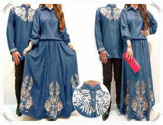 model baju batik untuk pesta pernikahan masa kini