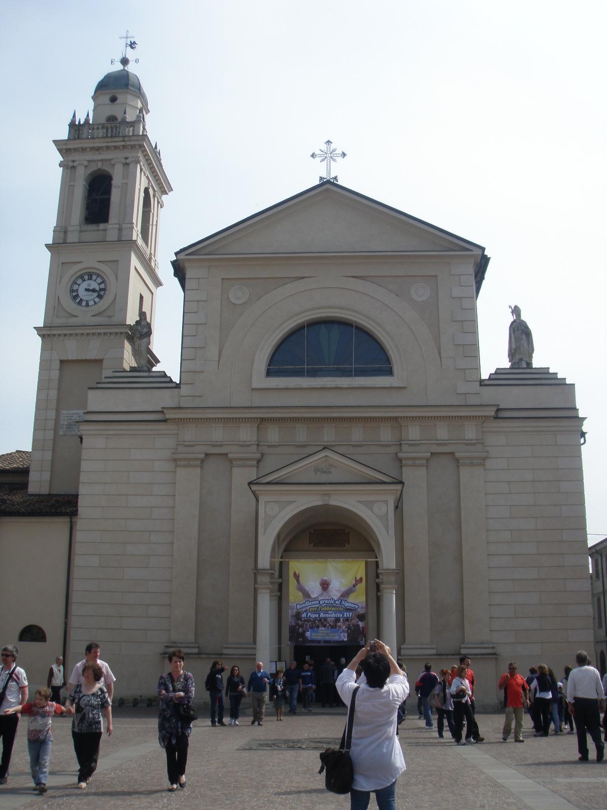 I viaggi di manuela aprile 2011 - Bagno 01 san benedetto po ...