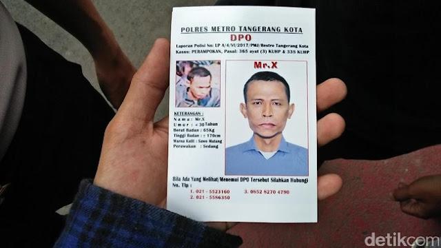 Polisi Tembak Mati Penembak Italia di Panjang Lampung