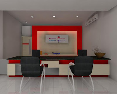 Latest Design Model Minimalist Office