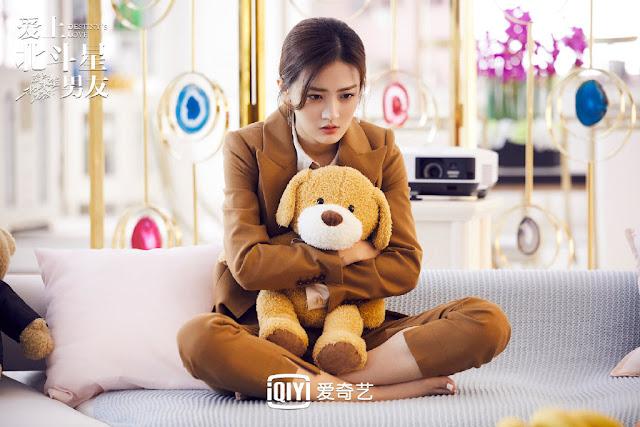 Destiny's love cdrama still Xu Lu