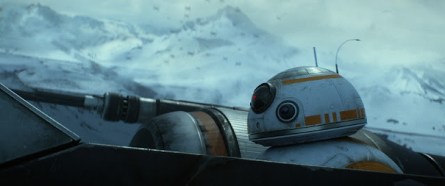 Star Wars: Síla se probouzí (Star Wars: Epizode VII – The Force Awakens) – Recenze – 90%