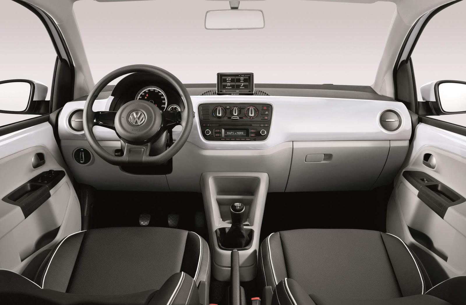 Volkswagen up! - melhor hatch de 2017