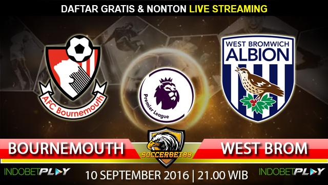 Prediksi Bournemouth vs West Brom 10 September 2016 (Liga Inggris)