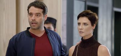 Topíssima: Sophia transa com Lima, e Antonio flagra os dois na casa dela - CAPÍTULOS DE 9 A 13/9