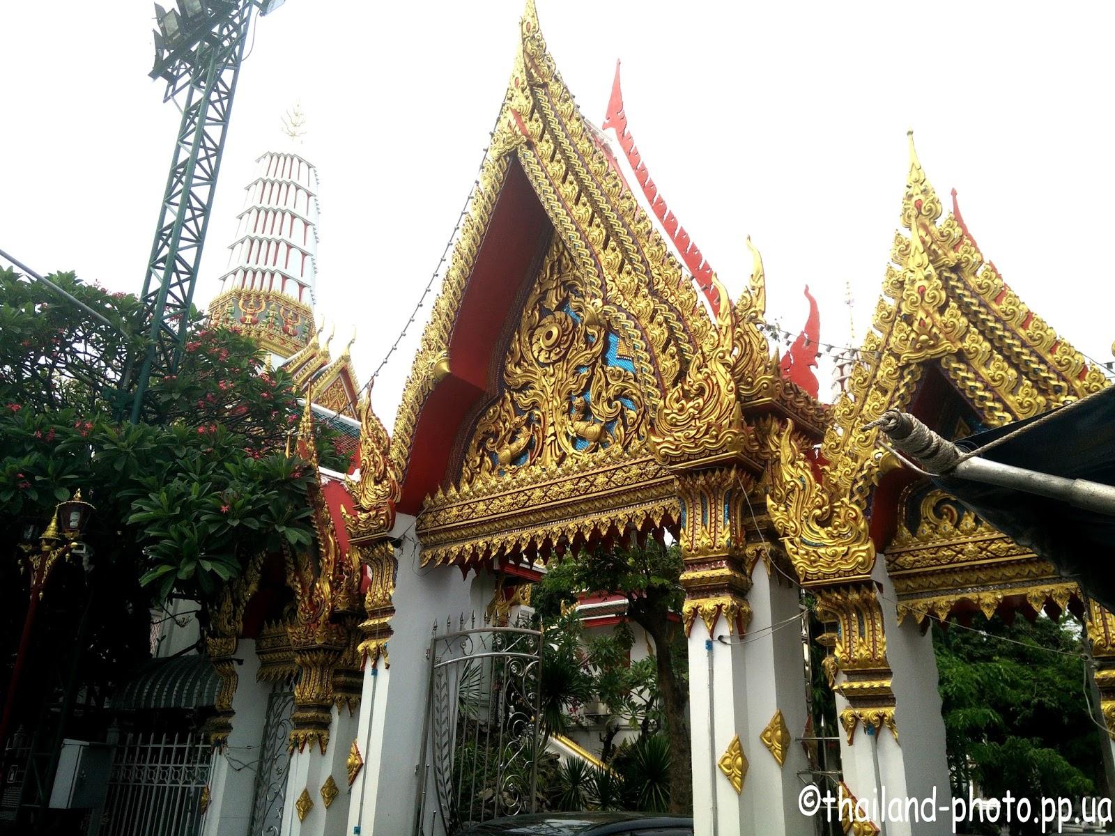 Бангкок экскурсии самостоятельно