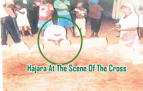 muslim girl saw jesus crucifix mosque nasarawa