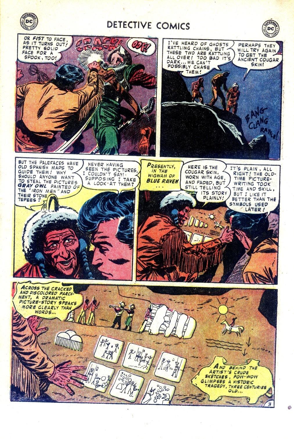 Read online Detective Comics (1937) comic -  Issue #188 - 36