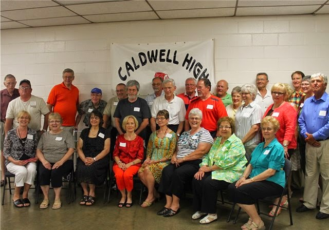 1960s Classes in 2104 Reunion