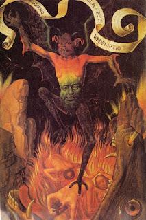 Représentation du Diable